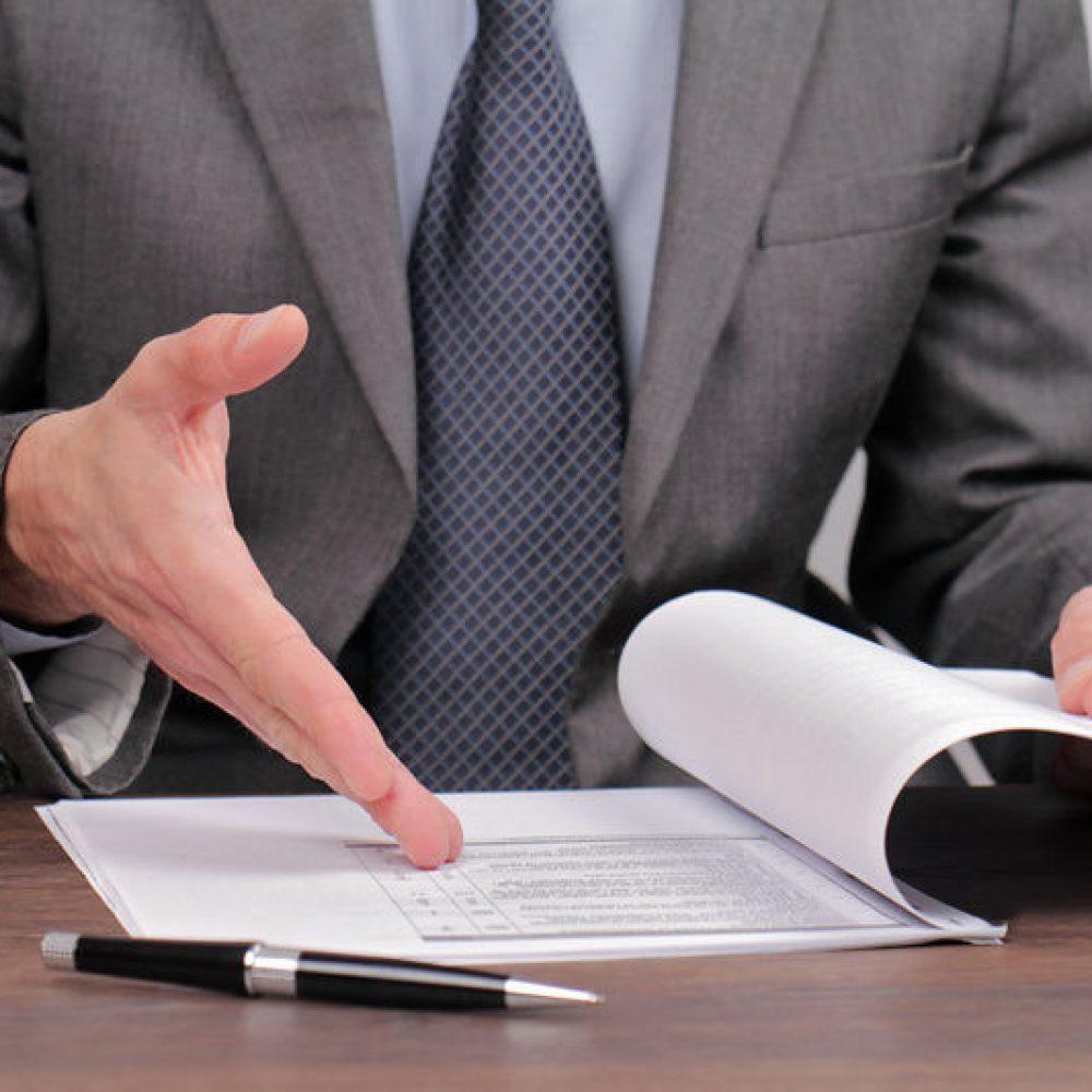 Представительство юриста в государственных учреждениях